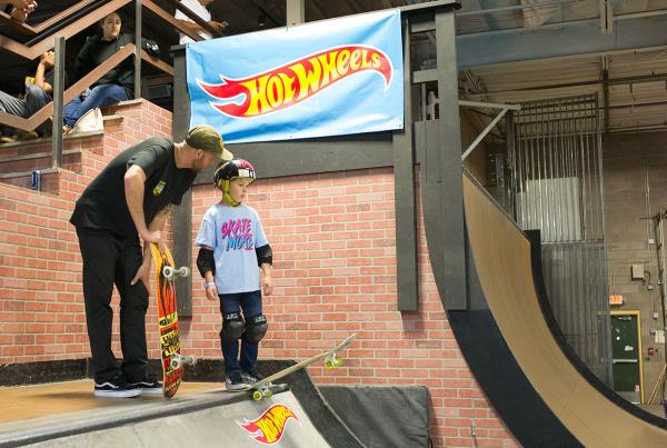Hot Wheels Phoenix - Woodward Clinic