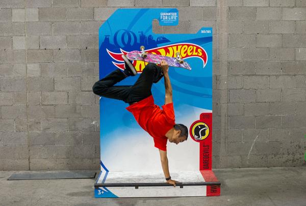 Hot Wheels Phoenix - Rob Invert
