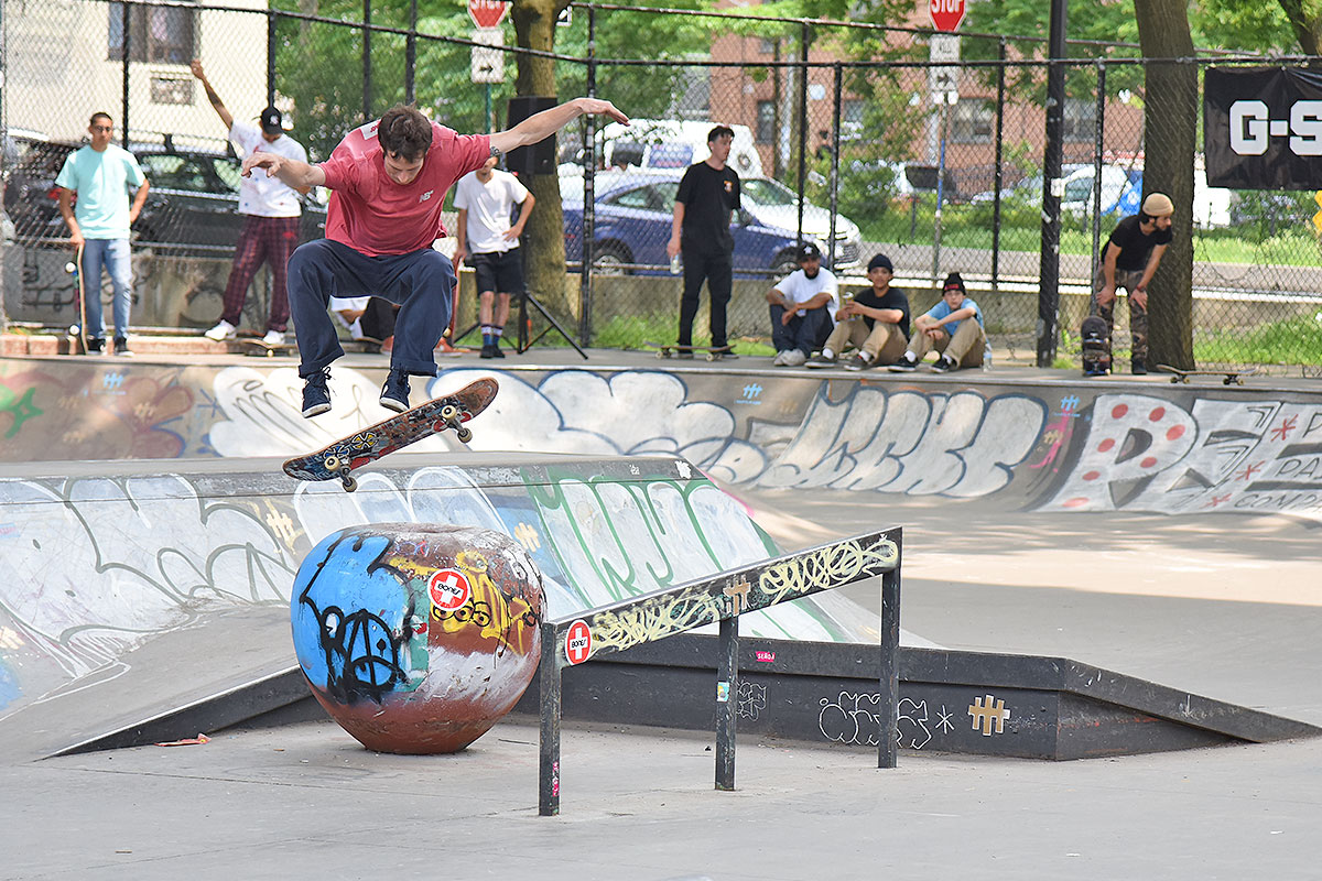The Boardr Am at NYC - Imposible.