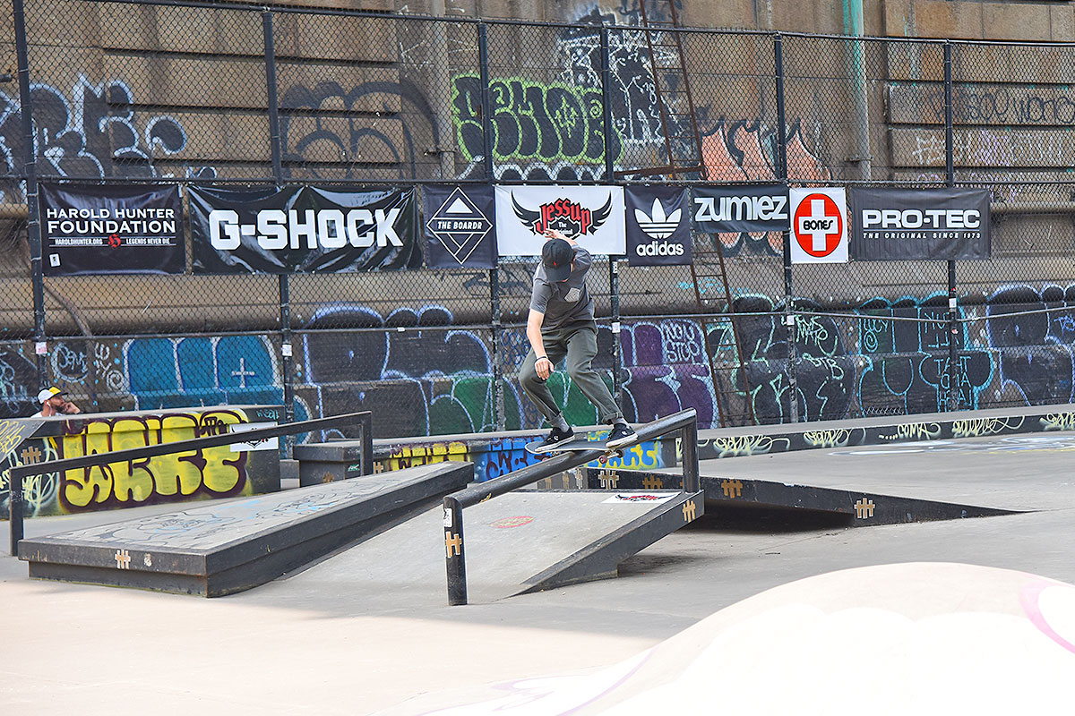 The Boardr Am at NYC - Lipslide.