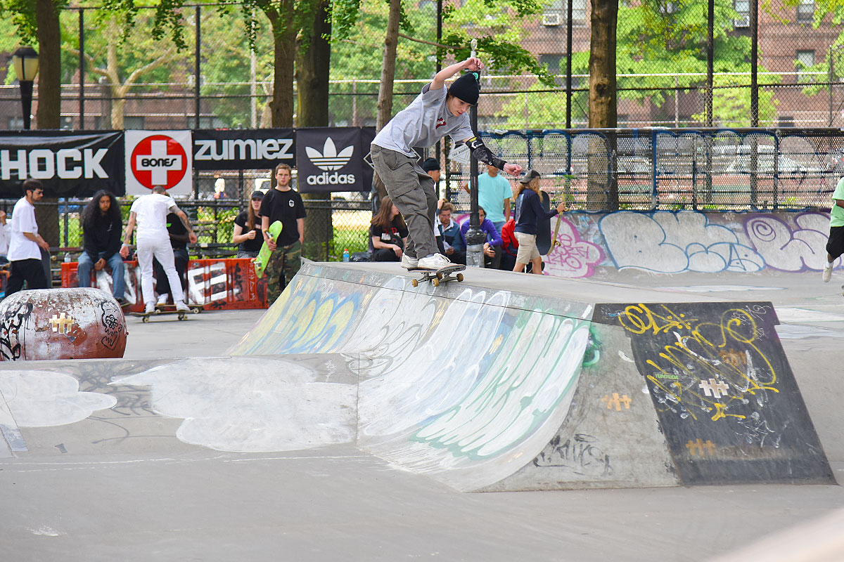The Boardr Am at NYC - OTS!