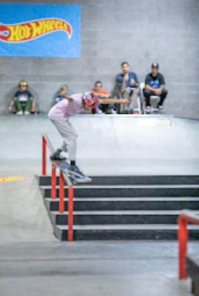 HWJS at Phoenix - Back Smith.