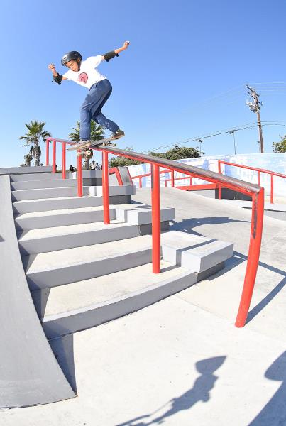 The Boardr Am HB - Back Lip.