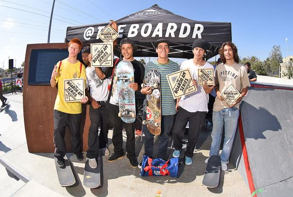 The Boardr Am HB - Good Day.