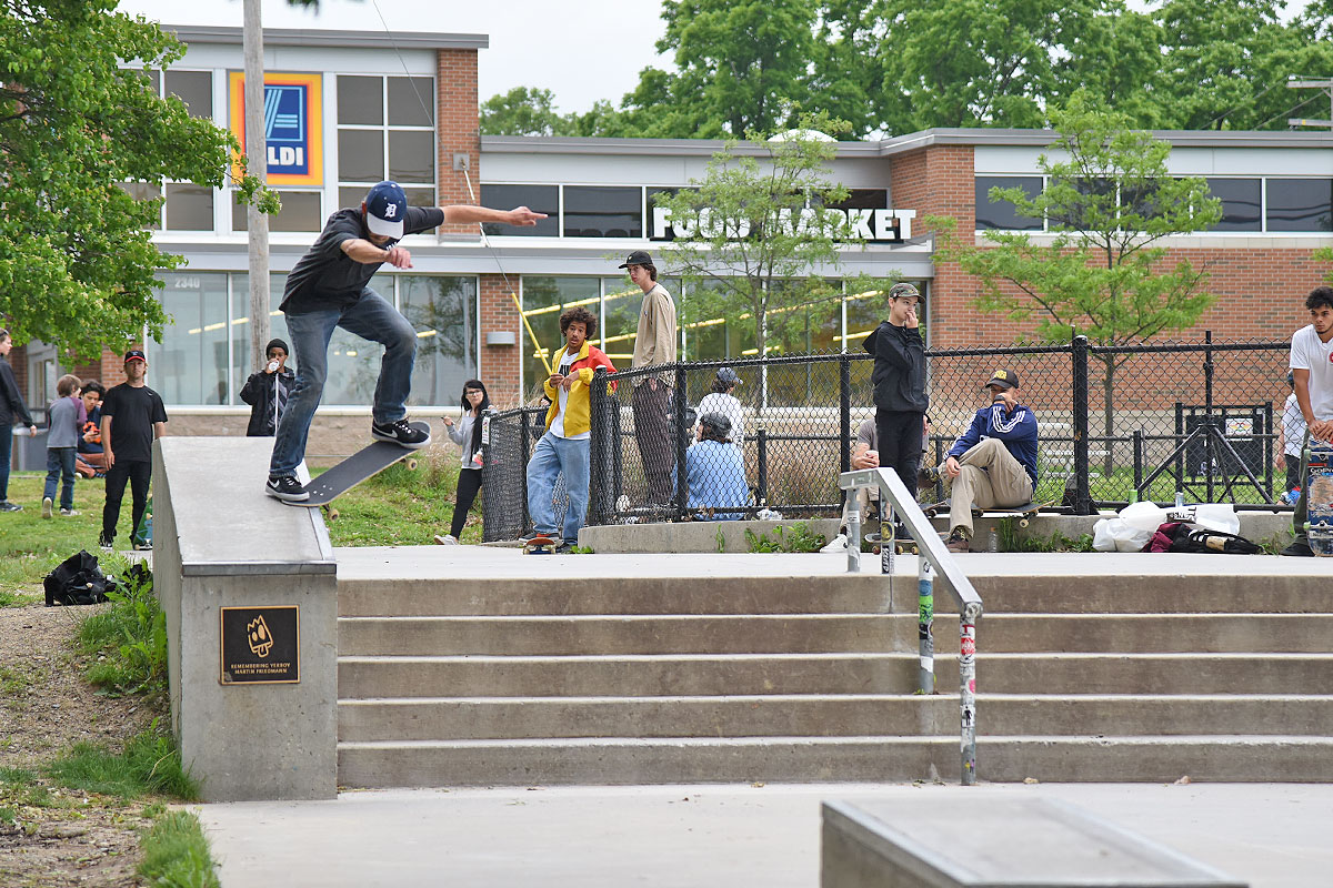 GFL at Ann Arbor - Big Crook.