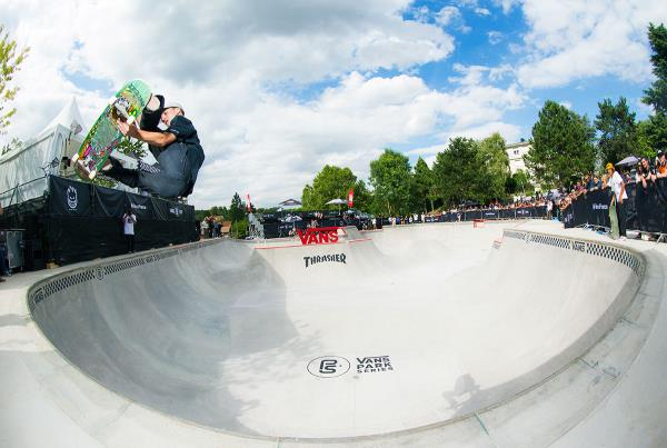 Vans Park Series France - Alessandro Mazzara Stale Fish
