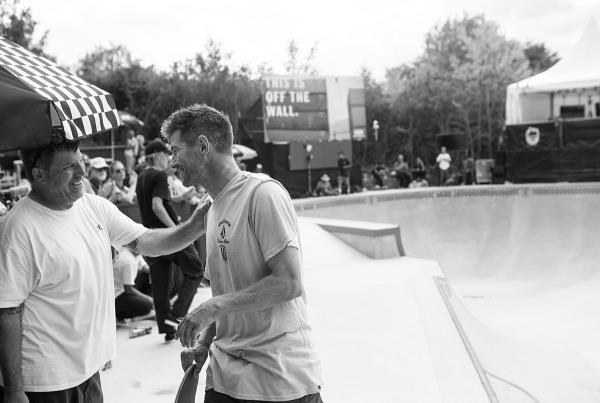 Vans Park Series France - Bryce and Rune