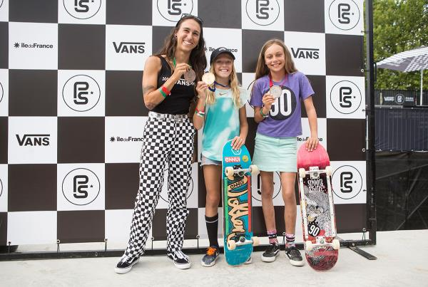 Vans Park Series France - Daniela Terol Mendez Wins