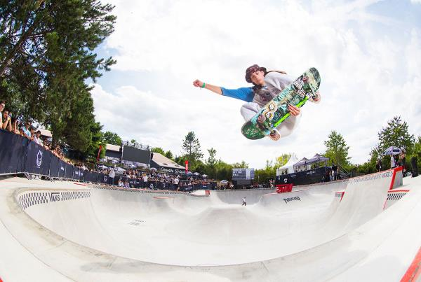 Vans Park Series France - Indro Martinenghi