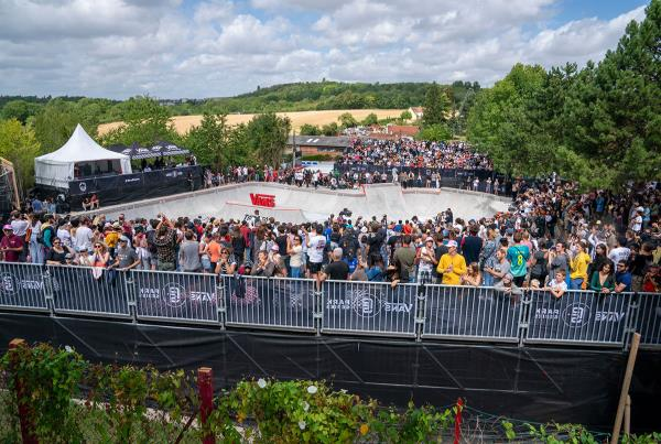 Vans Park Series France - The Crowd