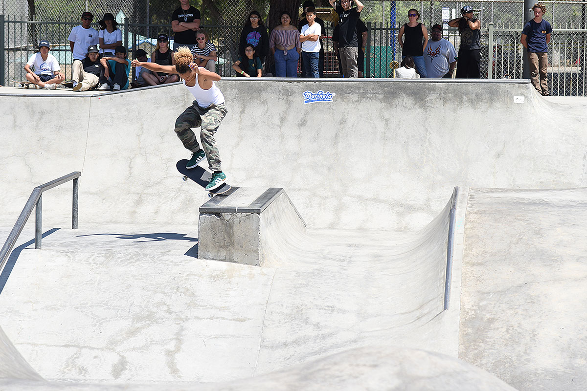 GFL at Los Angeles - Flick Crook.