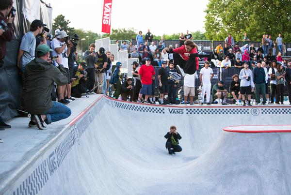 Vans Park Series France - Curren Caples.