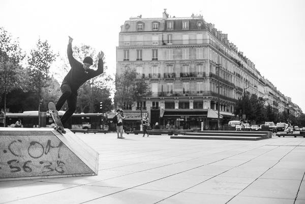 Vans Park Series France - In The Streets.