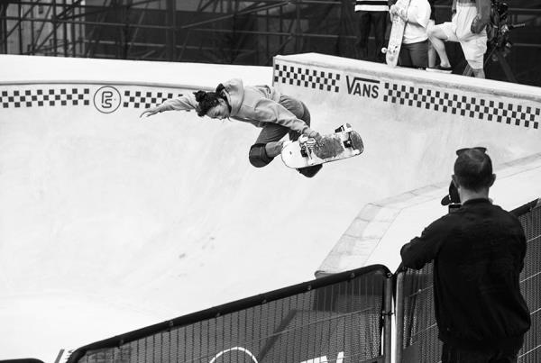 Vans Park Series France - Lizzie Armanto.