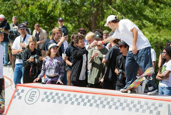 Vans Park Series France - Pedro & Dustin.
