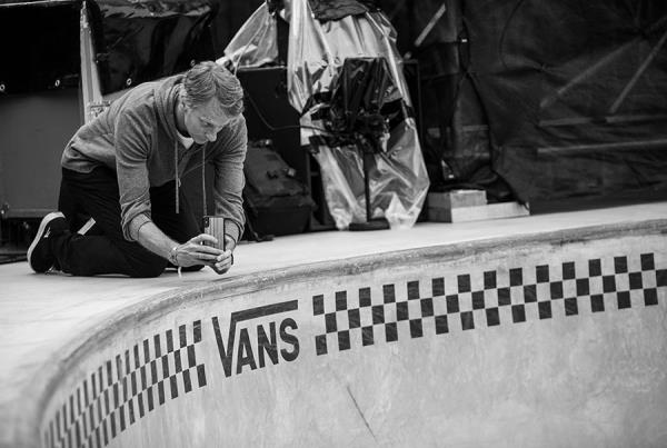 Vans Park Series France - Angles.