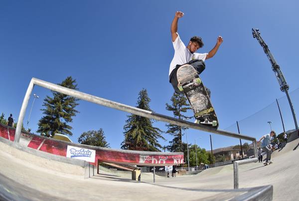 GFL at San Luis Obispo -  Nosegrind.