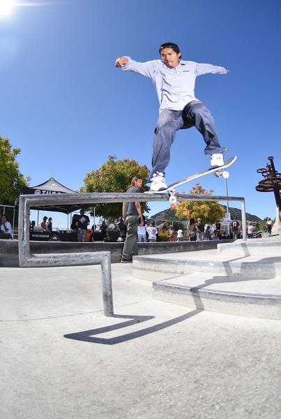 GFL at San Luis Obispo -  Crook.