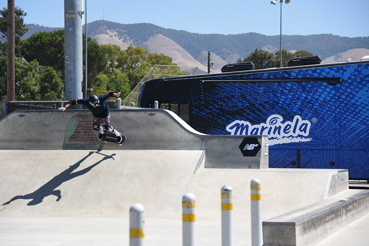 GFL at San Luis Obispo -  Wallride.