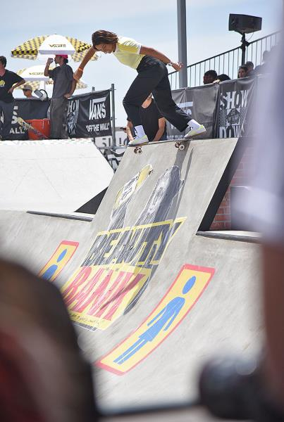 Vans Showdown 2019 - Back Tail.