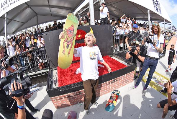 Vans Showdown 2019 - Congrats.