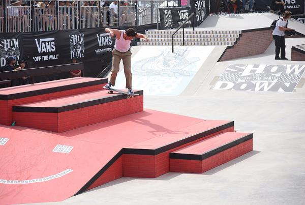 Vans Showdown 2019 - Back Lip.