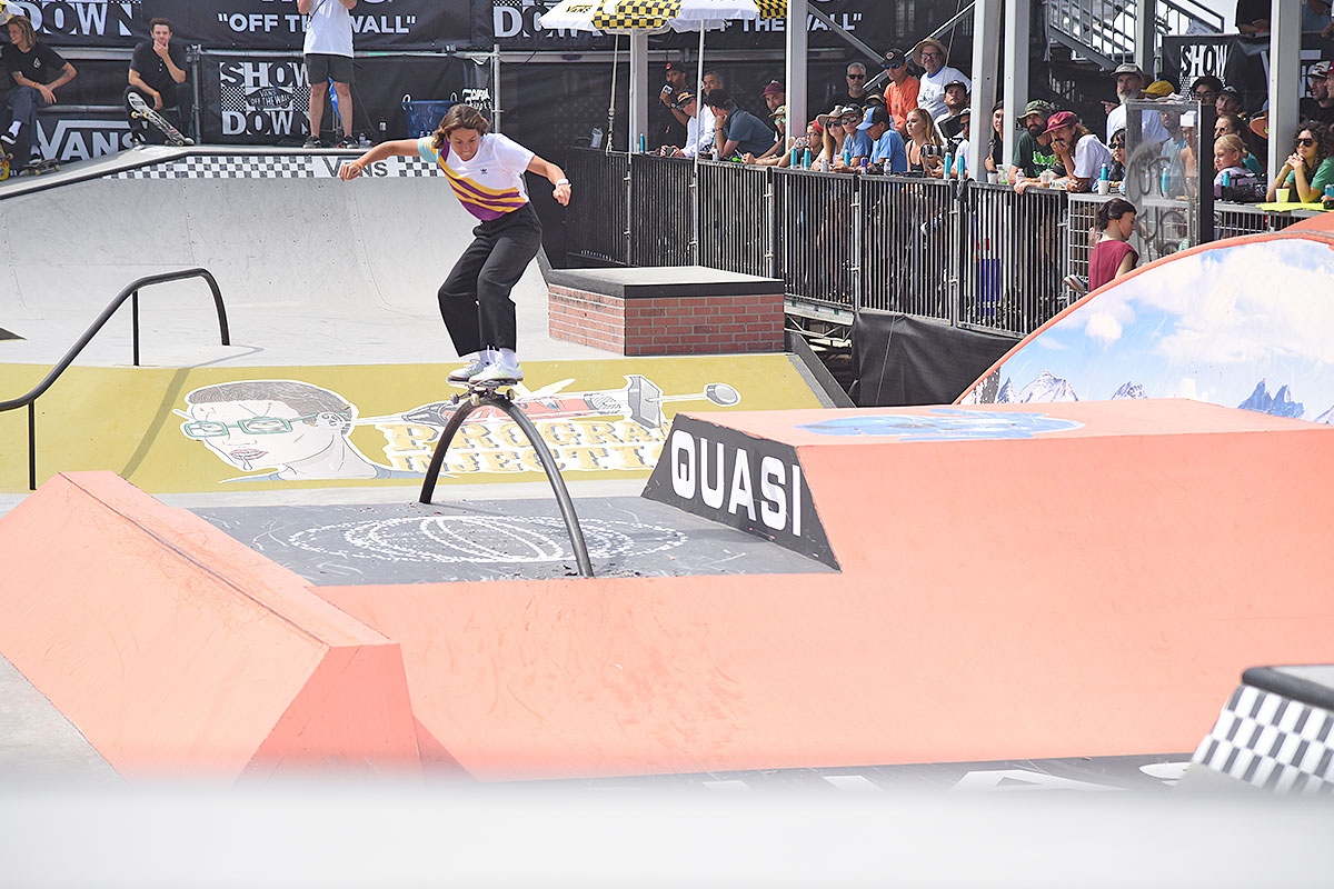 Vans Showdown 2019 - Up and Over.