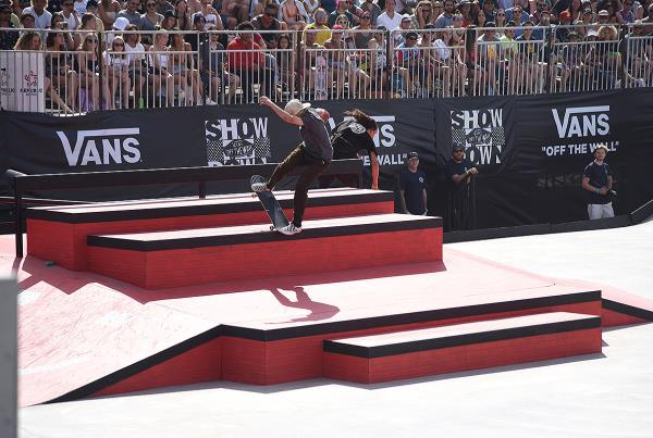 Vans Showdown 2019 - Nose Blunt!