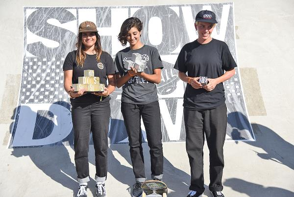Vans Showdown 2019 - Yeah Ladies.