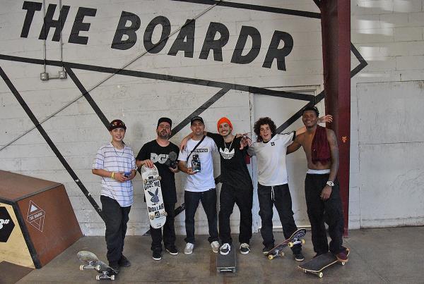 GFL at Tampa -  Skate Nation.