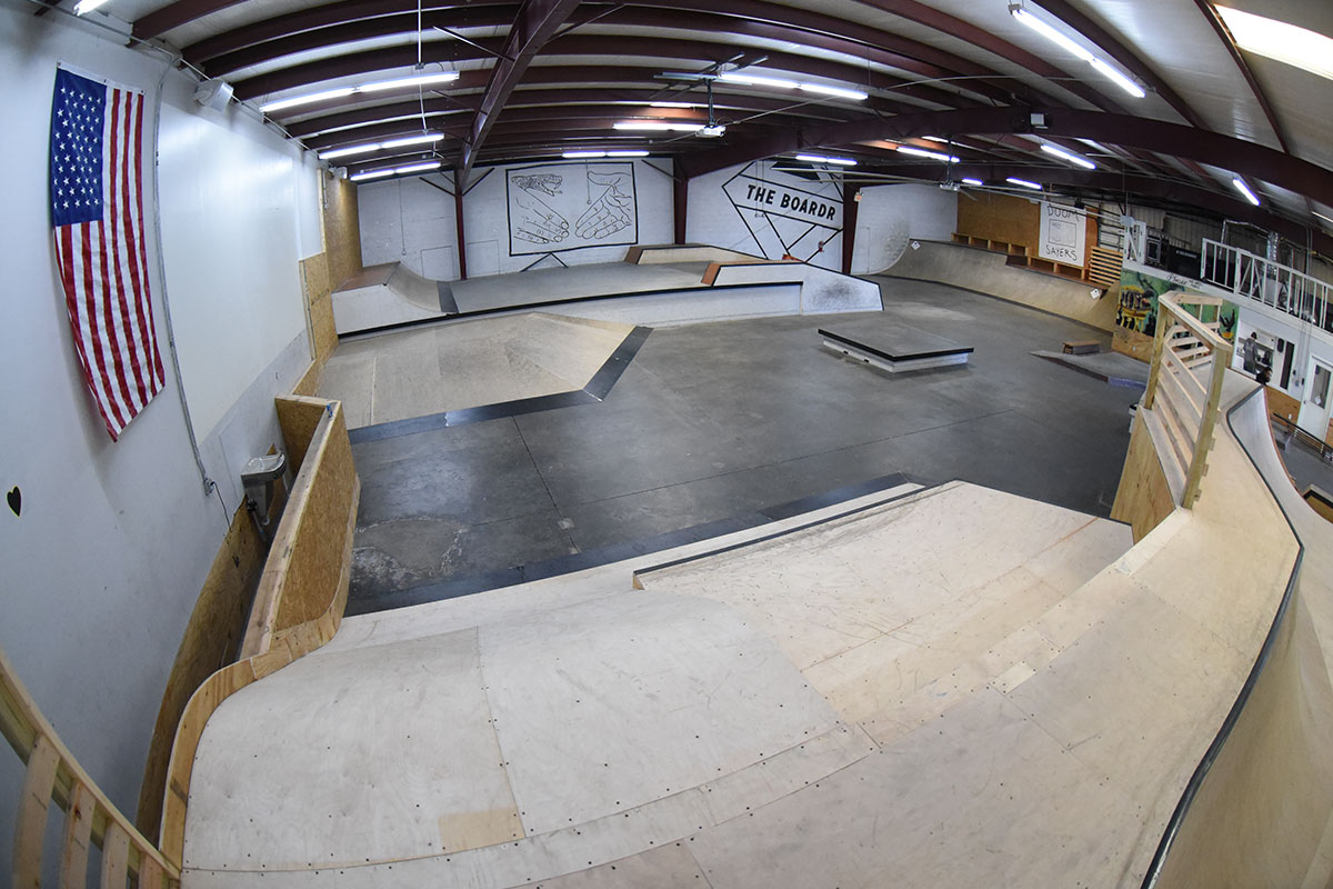 The Boardr Street Course