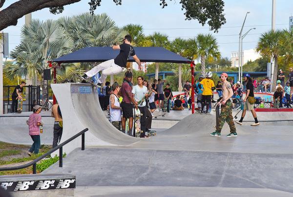 GFL St. Pete Florida 2020 - Front Rock.