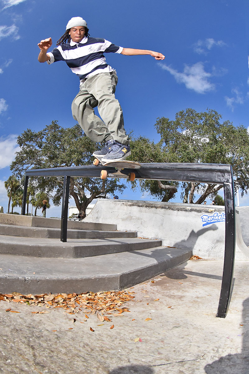 GFL St. Pete Florida 2020 - Back Smith.
