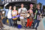 Top skaters from Street Advanced Division.