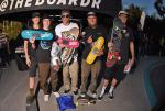 Top skaters from Bowl Advanced. That's all from this stop of the Grind for Life Series! See you all at the next one.