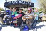 Top skaters from Street 9 and Under Division.