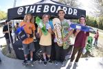 Top skaters from Bowl Advanced Division.