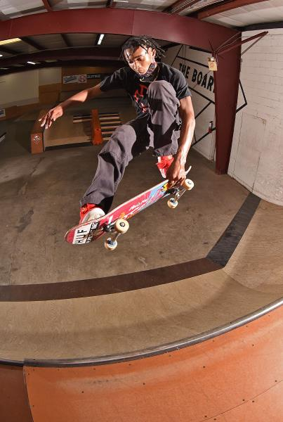 Stag - Frontside Air