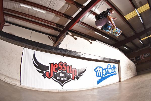 Stag - Wallie Indy.