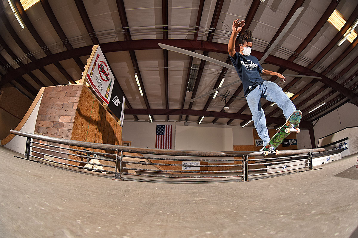 Stag - Front Blunt.