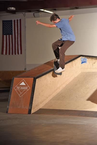Stag - Front Smith.