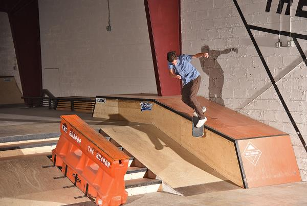 Stag - Back Smith.