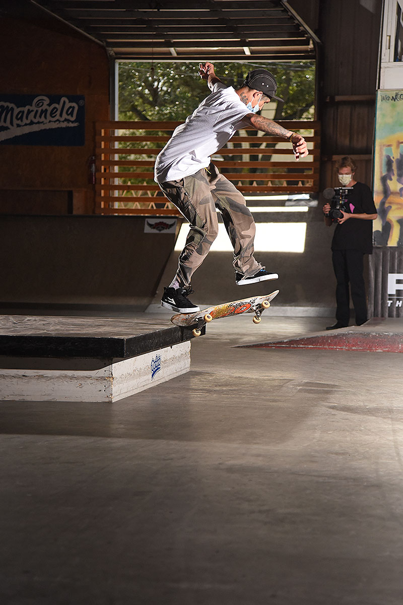 Stag - Flick Back Tail.