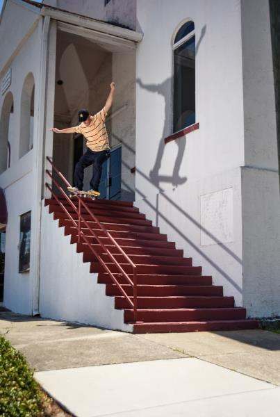 Jake Ilardi photo by Chaz Miley