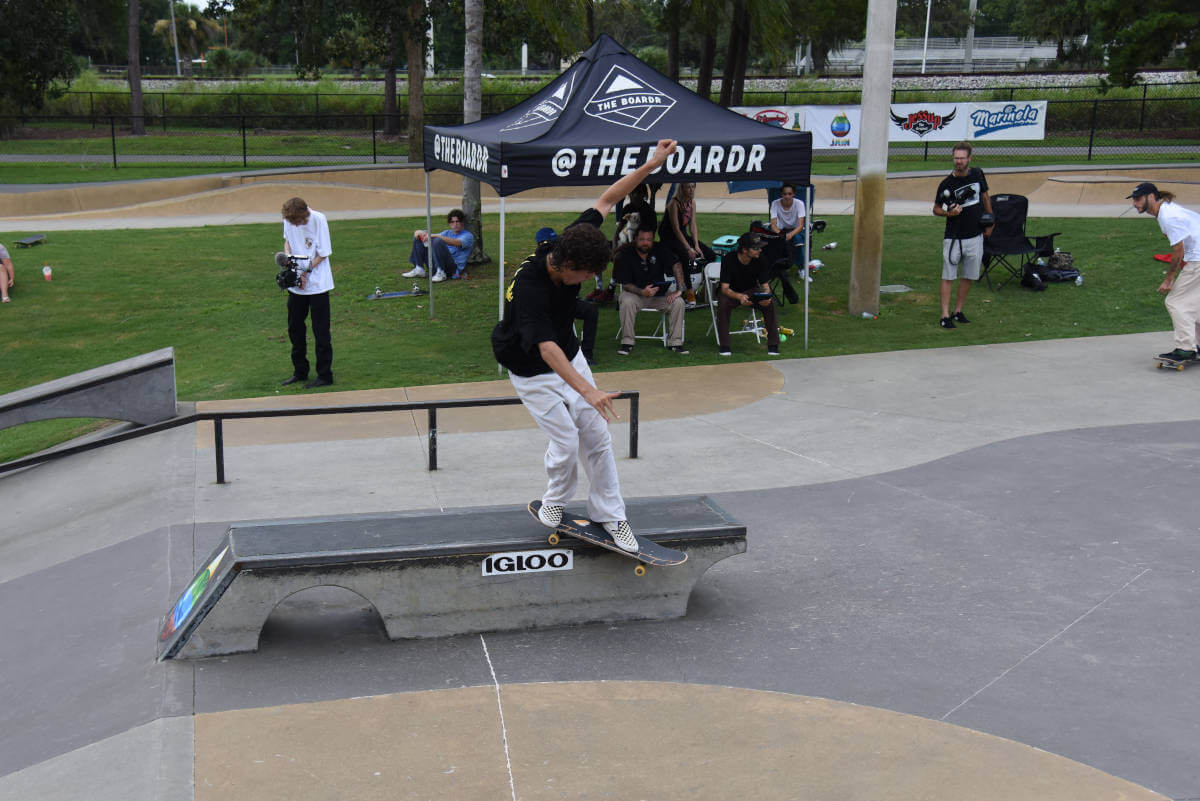 GFL Lakeland 2020 - Jake Yanko Back Smith