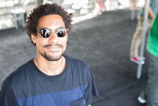 Bastien Salabanzi in Street League