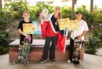 First Annual Miami Open - Womens Street Winners
