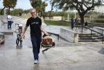 GFL Series at St Pete 2021 - Silver Anniversary With His Leaf Blower
