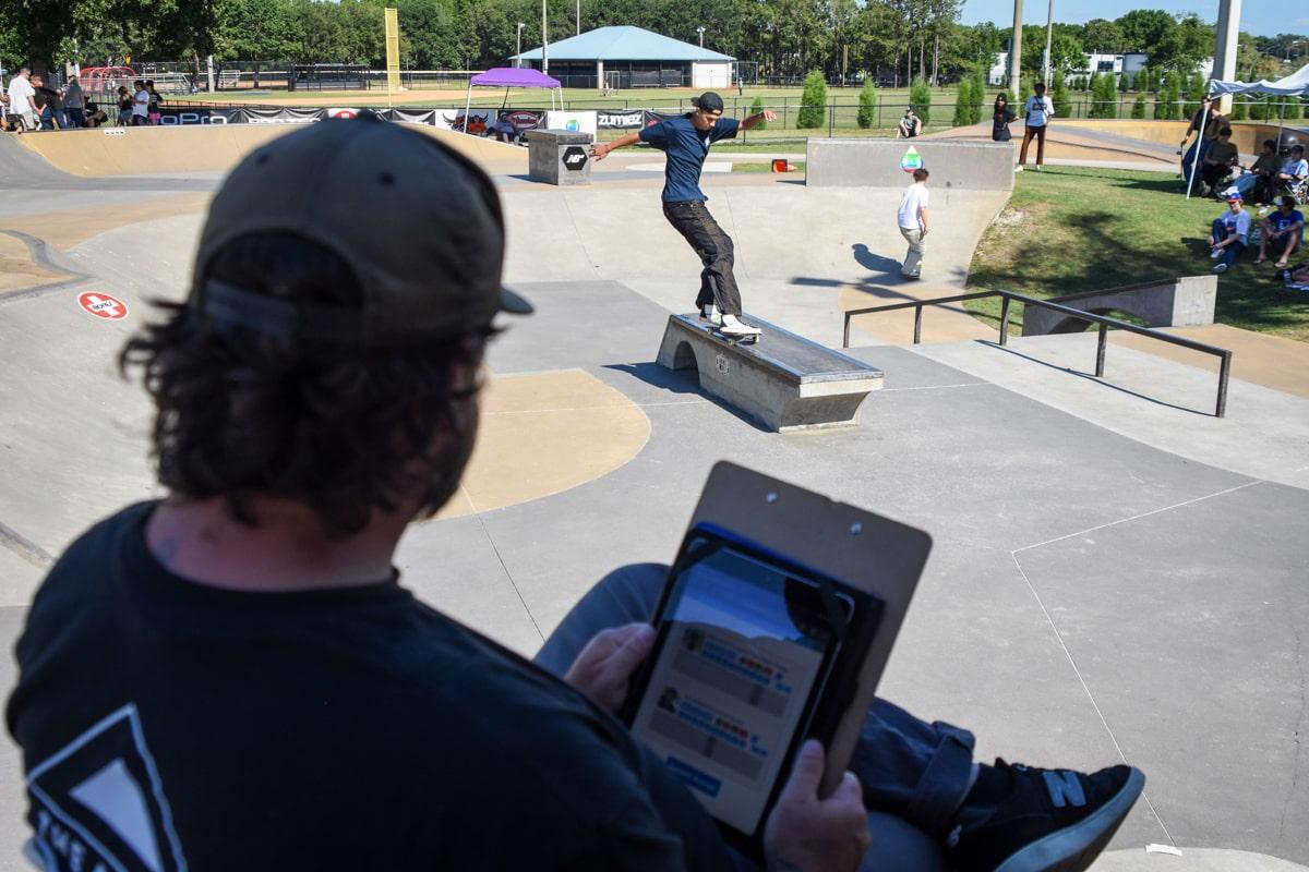 GFL at Lakeland 2021 - Skate Scoring System