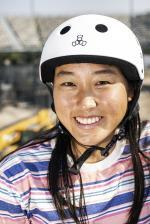 Tony Hawk Vert Alert - Kihana Ogawa Portrait